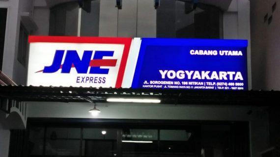 Jasa Pembuatan Neon Box Termurah di Yogyakarta