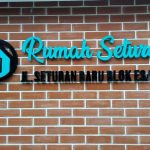 Jasa Pembuatan Huruf Timbul Termurah di Sampang