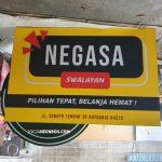 Jasa Pembuatan Neon Box di Boyolali Amanah dan Terpercaya